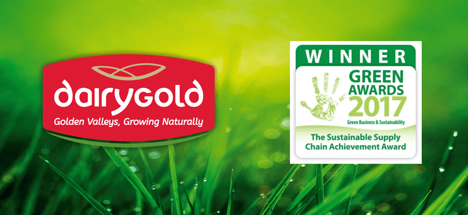 Dairygold wins national 2017 Green Award