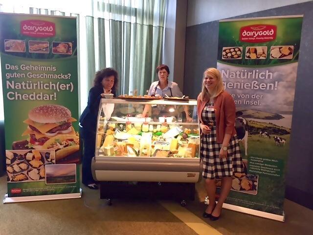 Dairygold Deutschland sponsors Snack Congress in Frankfurt