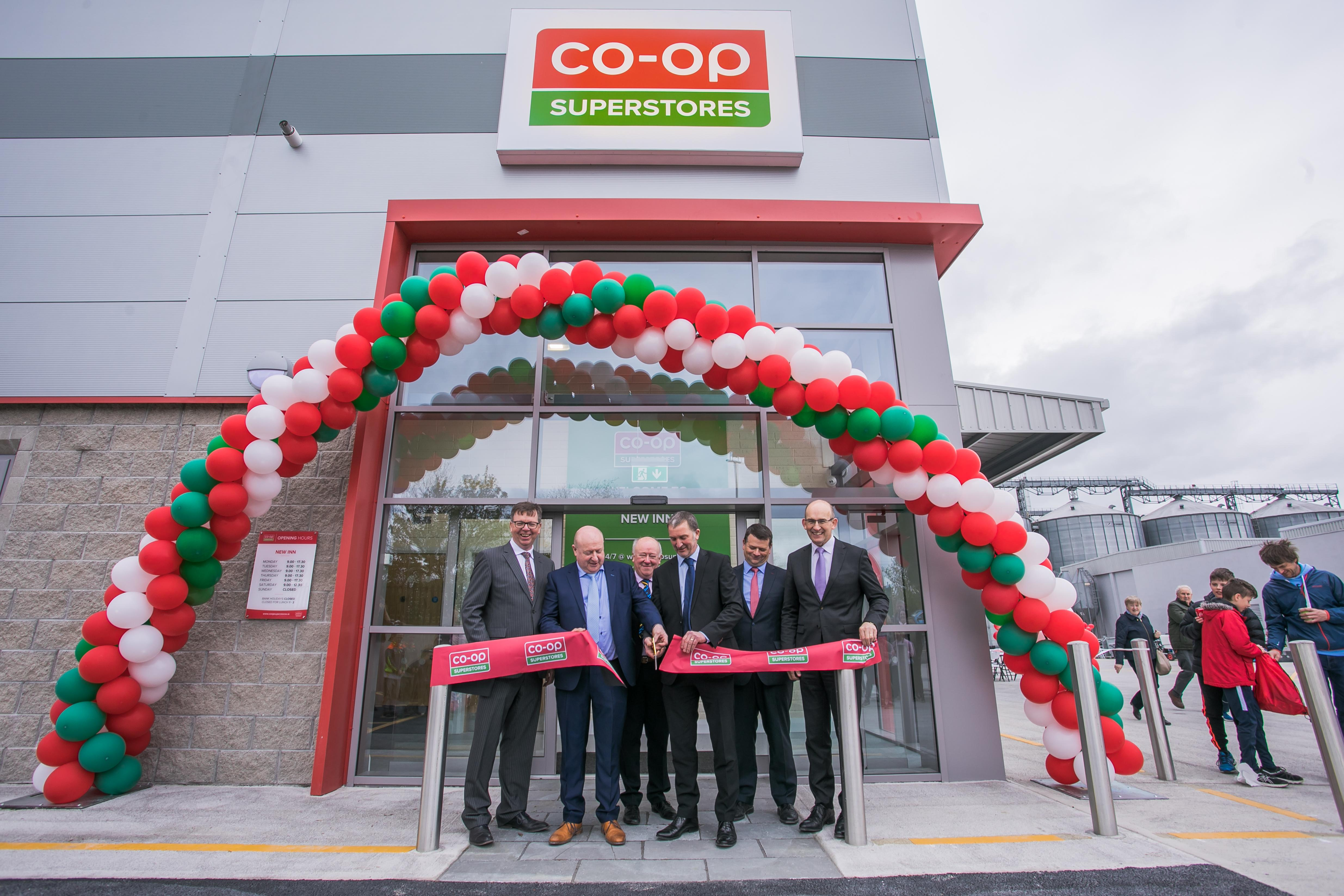 Dairygold opens new Co-Op Superstores at New Inn