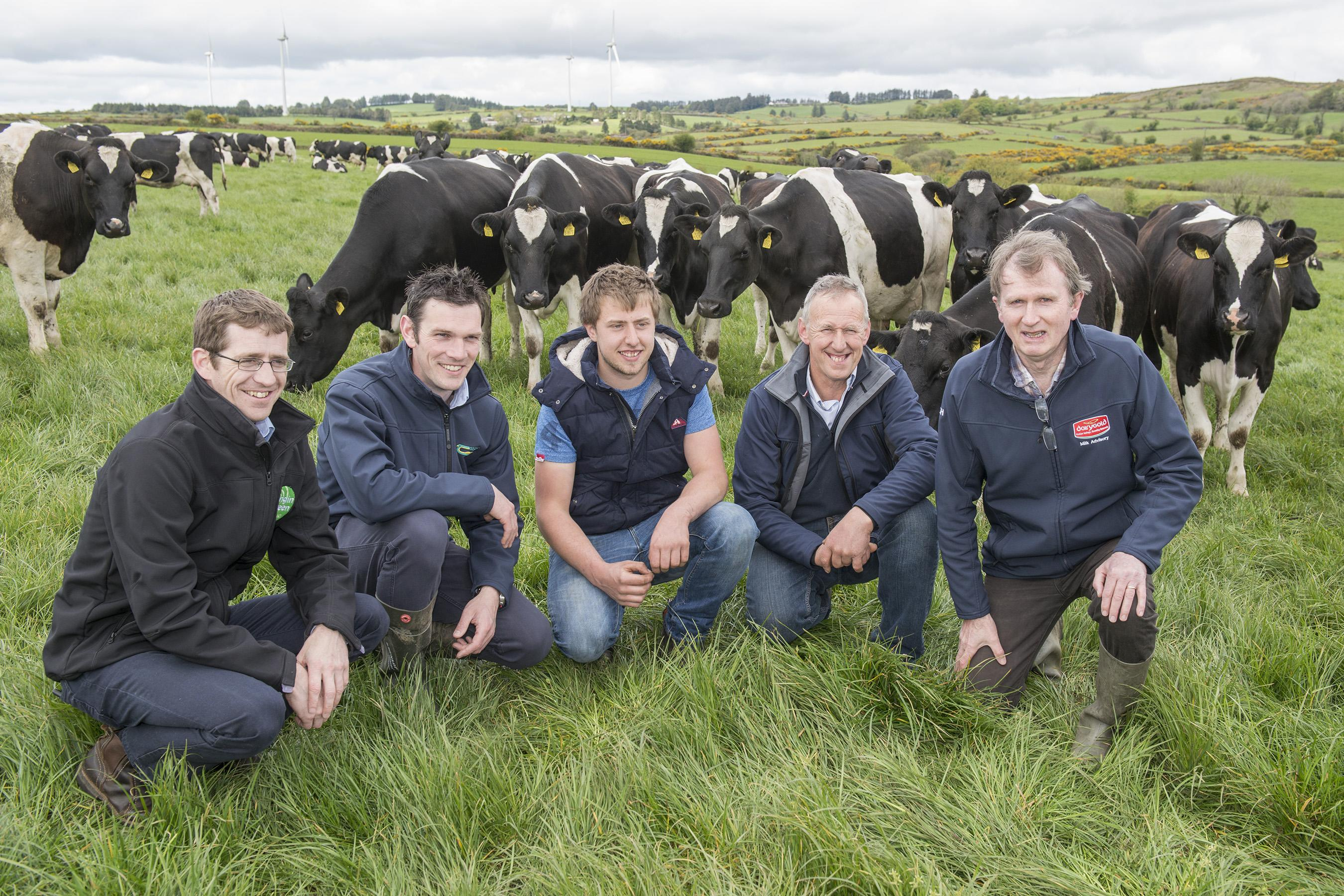 Award-winning farmers host Dairy Sustainability Day