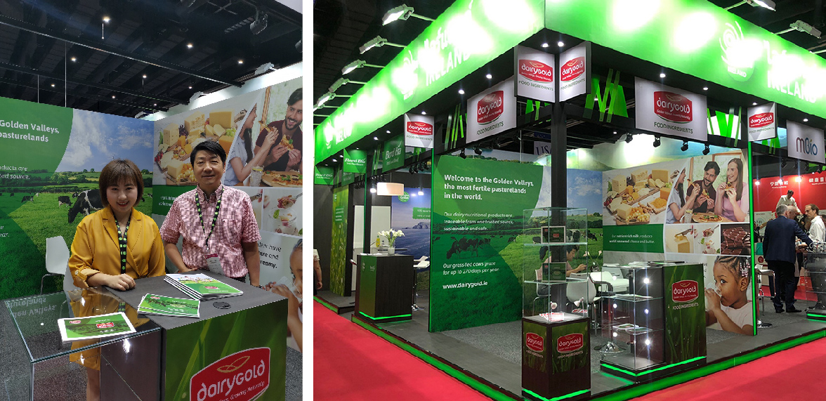 Dairygold Food Ingredients is delighted to exhibit and this year's Food Ingredients – Asia trade fair in Bangkok Thailand